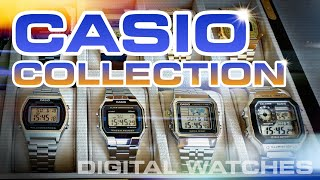 Casio Collection - Digital Watch Collection Part One
