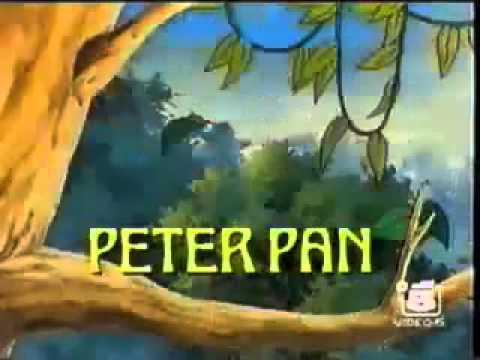 Sigla italiana Peter Pan