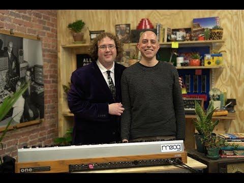 Moog One: Sound Designer - Part 3 (Live from the Moog Factory)