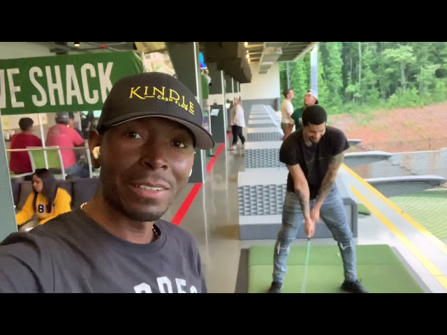 This is what lifestyle freedom looks like - Golfing & What you don't know about money