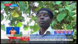 Kinara wa NASA Raila Odinga ashambuliwa eneo ya Siaya: Dira ya Wiki; pt 1