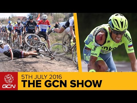 Is The Tour De France More Dangerous Than Ever? | The GCN Show Ep. 182