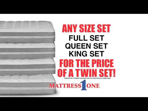 mattress one black friday sales event