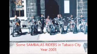 Lakwachero with Sambalas Riders in 2003 (Leg-Bag-Leg Long Ride)