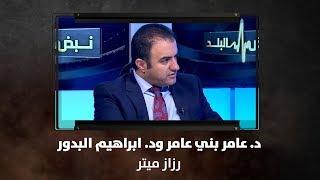 د. عامر بني عامر ود. ابراهيم البدور - رزاز ميتر