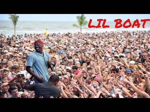 Lil Yachty Live Concert Crowd Moshpits are CRAZY (Compilation)