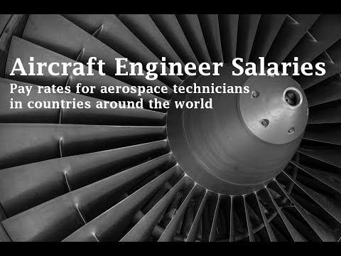 Aircraft Engineer Salary - Salaries For Aircraft Maintenance Engineers