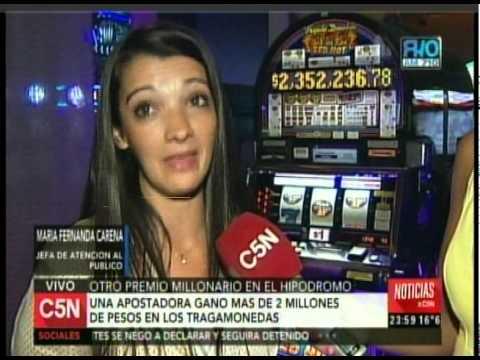 C5N  - SOCIEDAD: OTRO PREMIO MILLONARIO EN EL HIPODROMO ARGENTINO DE PALERMO