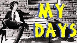 My Days -  Leah Dou竇靖童 (lyrics)