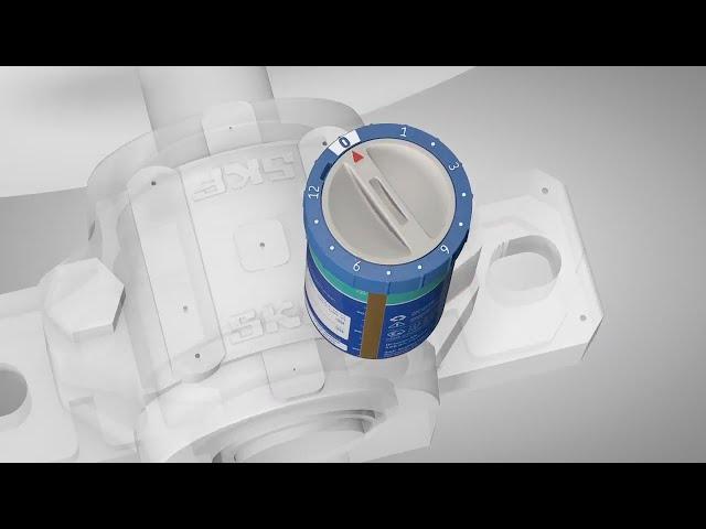SKF SYSTEM 24 Lubricadores automáticos de un solo punto accionados por gas
