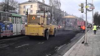 Жөндеуді жалғастыру автожолдардың Йошкар-Оле 19.04.2016