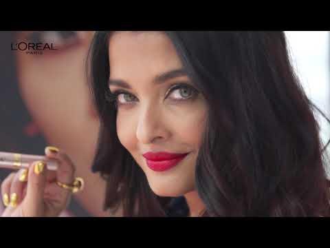Aishwarya Rai Bachchan LIVE Beauty Haul | Cannes 2019 |  L'Oréal Paris