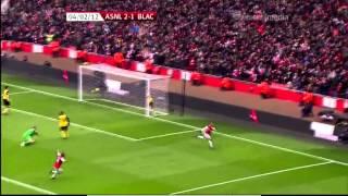 Alex oxlade chamberlain - arsenal debut season | hd