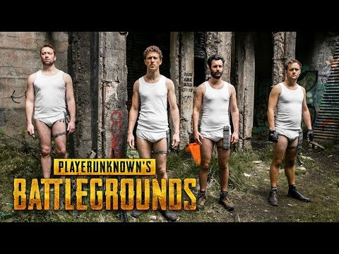 Ready Up - PUBG Logic - VLDL (There is always that one friend in player unknown battlegrounds)