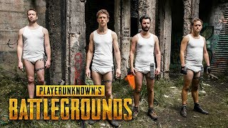 Ready Up - PUBG Logic (There is always that one friend in player unknown battlegrounds) | VLDL