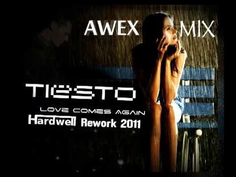 Tiësto ft. BT - Love Comes Again (Hardwell Rework)