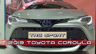 2019/2020 Toyota Corolla TRG Sport Hybrid - Exterior And Interior - 2019 Automobile Barcelona