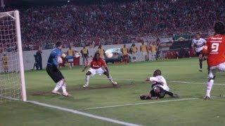 Internacional 2 x 2 São Paulo - Copa Libertadores 2006 - Final - 2ª Jogo