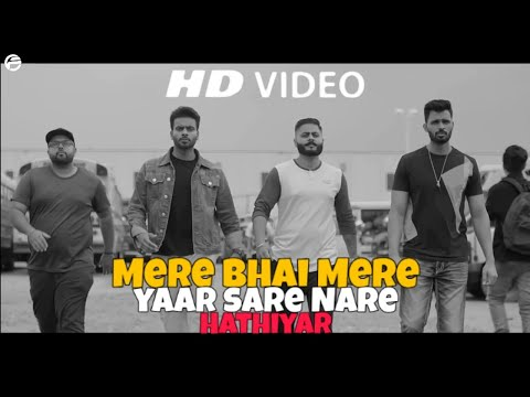 Mere Bhai Mere Yaar Sare Nare Hathiyar | Sumit Goswami|Private Jet|New Haryanvi Songs Haryanavi 2019
