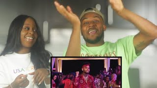"""Chris Brown """"No Guidance"""" (official video)  ft. Drake (reaction)"""