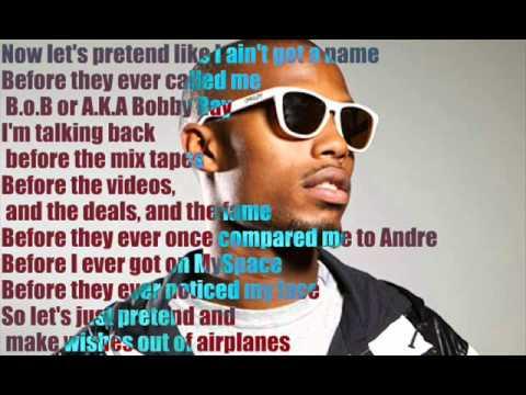 B.o.B ft. Haley Williams & Eminem - Airplanes Part II ...  B.o.B ft. Haley...