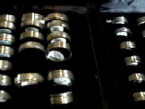 e826fe9833e6 Joyas de acero quirurgico (Venta por mayor y menor) - YouTube