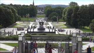 北欧 #2 オスロ・国立美術館 2015-6-27