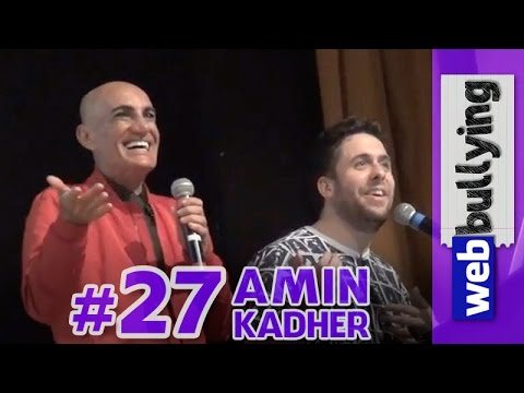 WEBBULLYING NA TV #27 - Amin Khader (Programa Pânico)