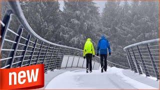 Wetter: Deutschland stehen erste nennenswerte Schneefälle bevor