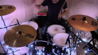 Daughtry - Waiting For Superman (Drum cover) *HD*