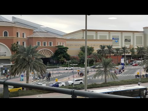 Mall of Emirates # Mall Tour to one of the largest Mall in United Arab of Emirates