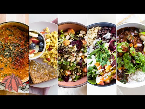 5 vegan recipes EVERYONE needs to know!!!