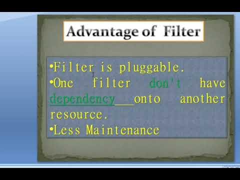 #14-filter-in-servlet-  -servlet-vs-jsp-tutorial-  -advanced-java-  -j2ee-  -hindi