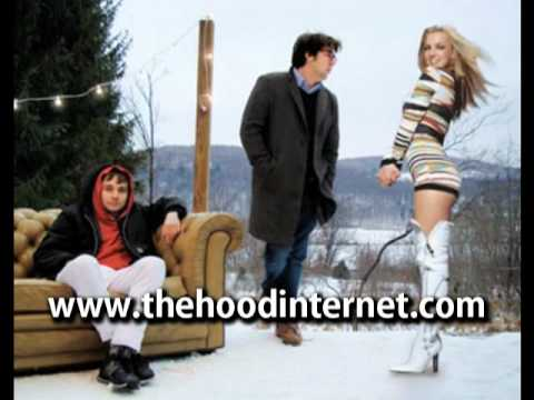 The Hood Internet - No One Womanizes Like You (Britney Spears vs Department of Eagles)