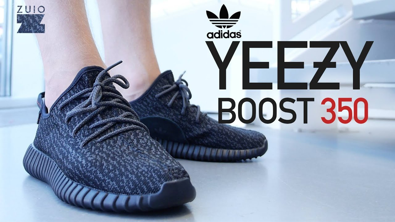 Adidas Yeezy Boost Black Pirate