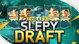 FIFA 16 - ŚLEPY DRAFT! KAMYK NOOB!