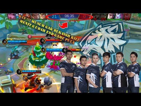 WTF !!! GAMEPLAY EVOS SG MAKIN NGERI BOSKU ! | MOBILE LEGENDS BANG BANG