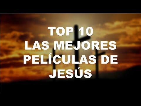 TOP 10 Las Mejores PELÍCULAS DE JESÚS