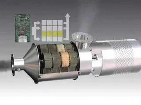 RYPOS Active Diesel Particulate Filter
