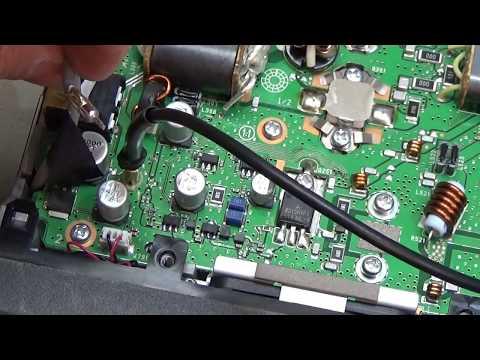 #144 ICOM IC-7100 no transmit on short wave and 2m/ 70cm