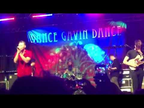 "Dance Gavin Dance ""Care"" live in San Antonio 5/26/18"