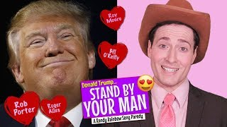 Baixar STAND BY YOUR MAN (Donald Trump) - A Randy Rainbow Song Parody