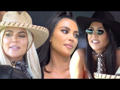 Watch the Kardashians Do FAMILY THERAPY