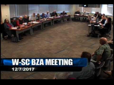 Wichita-Sedgwick County MAPC Meeting 12-7-17