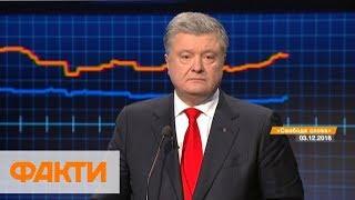 18 телефонных разговоров за двое суток: Порошенко о поддержке Украины