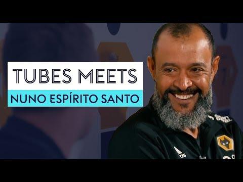 The man who got Wolves into the Premier League | Tubes Meets Nuno Espírito Santo