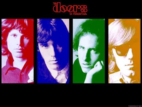 The Doors-L.A. Woman with lyrics