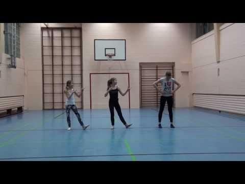 Spaß Tanzmariechen-Tanz zu Find Pou ;) - Pou Dance/ Pou Song