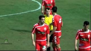 Resumen UD Melilla 1-1 Real Murcia CF J17 SB G.IV