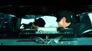 """The Green Hornet Film Clip - """"front Wheel Drive"""""""